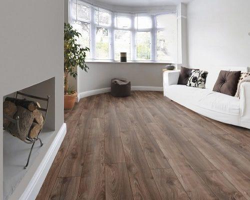 Nên lót sàn nhựa vân gỗ nào cho chung cư?